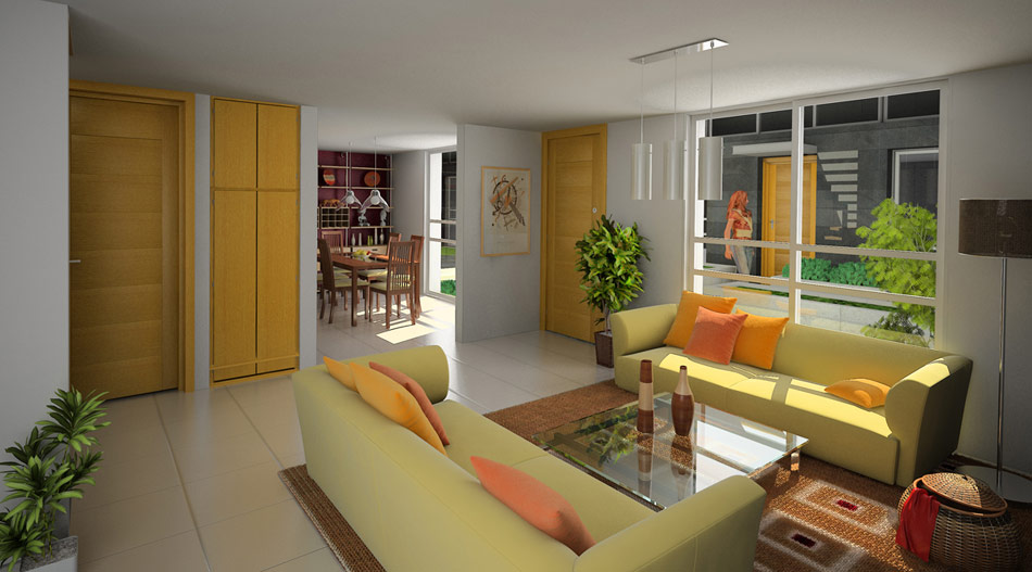 Goldman design 3 d rendering - Disenadores de casas interiores ...